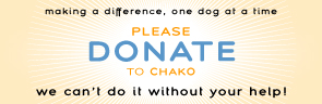 Donate to chako